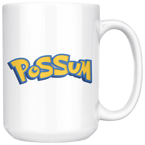 Possum Phish Mug by Custeez
