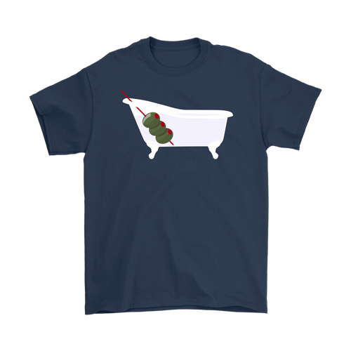 Bathtub Gin Phish Shirt by Custeez