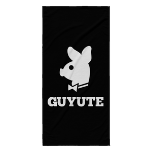 Guyute Phish Beach Towel by Custeez
