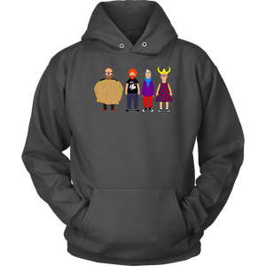 Phish Bob's Burgers Hoodie by Custeez