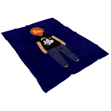 Bob's Burgers Bob Trey Fleece Blanket