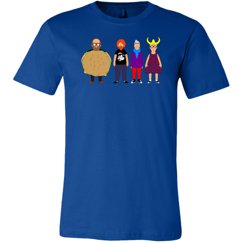 Phish Bob's Burgers Shirt by Custeez