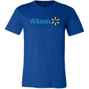Wilson Phish Shirt by Custeez