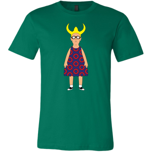 Jon Fishman Louise Belcher Bob's Burgers Phish Shirt by Custeez
