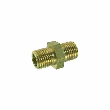 "1/4"" M x 1/4"" M BSP Fitting - Coffee Addicts Canada"