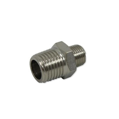"1/8"" M x 1/4"" M BSP Fitting - Coffee Addicts Canada"