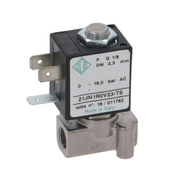 "110/120V 1/8"" F x 1/8"" F Two-Way ODE Solenoid - Coffee Addicts Canada"