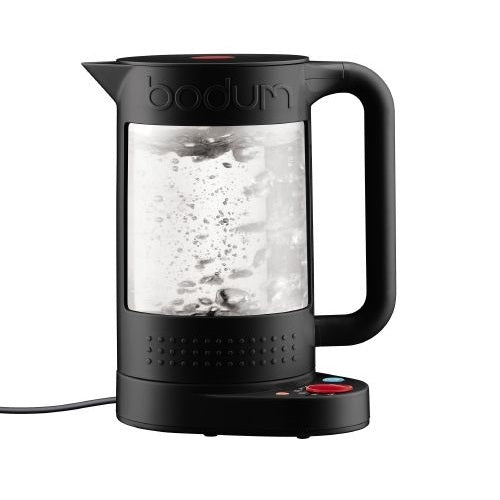 Bodum Bistro Glass Variable Temperature Kettle 1.1L - Coffee Addicts Canada