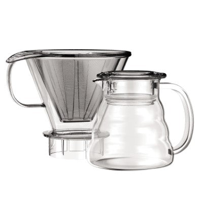 Bodum Melior Coffee Dripper - Coffee Addicts Canada