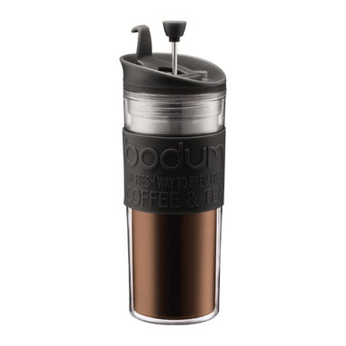Bodum Plastic Travel Press 15oz - Coffee Addicts Canada