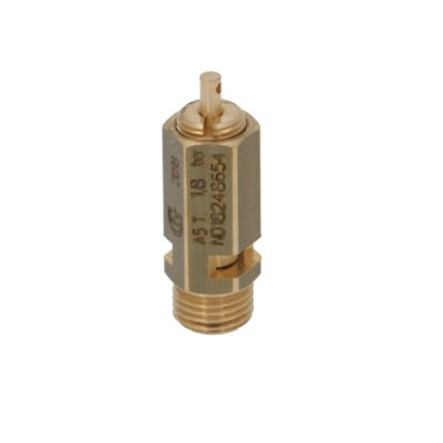 "Boiler Safety Valve - 1/4"" 1.8bar - Coffee Addicts Canada"