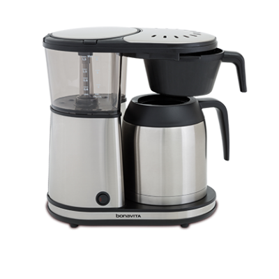 Bonavita Connoisseur One-Touch Coffee Brewer - 8 Cup - Coffee Addicts Canada