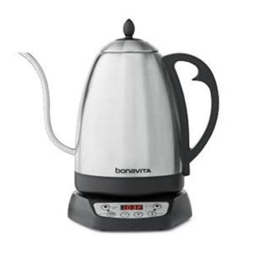 Bonavita Digital Variable Temperature Gooseneck Kettle 1.7L - Coffee Addicts Canada