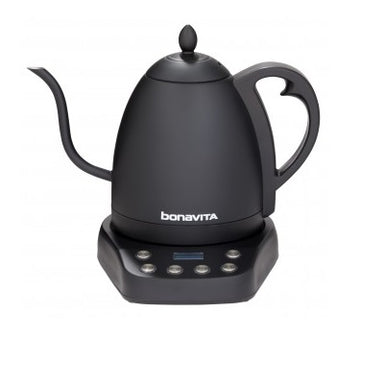 Bonavita Interurban Digital Variable Temperature Gooseneck Kettle 1L - Coffee Addicts Canada