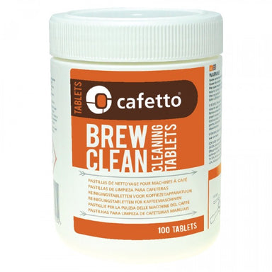 Cafetto Brew Clean Tablets - Coffee Addicts Canada