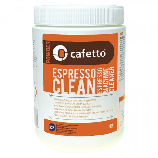 Cafetto Espresso Clean® Powder - Coffee Addicts Canada