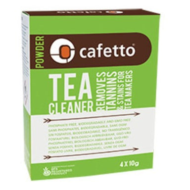 Cafetto Tea Cleaner - Coffee Addicts Canada