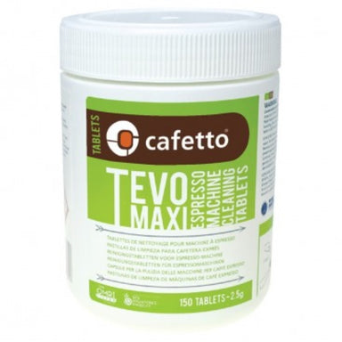 Cafetto TEVO Maxi Tablets (2.5g) - Coffee Addicts Canada