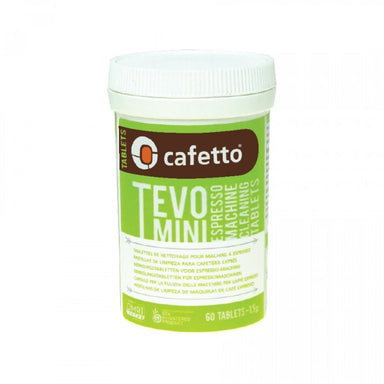 Cafetto TEVO Mini Tablets (1.5g) - Coffee Addicts Canada
