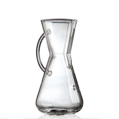 Chemex 3 Cup Glass Handle Coffeemaker - Coffee Addicts Canada