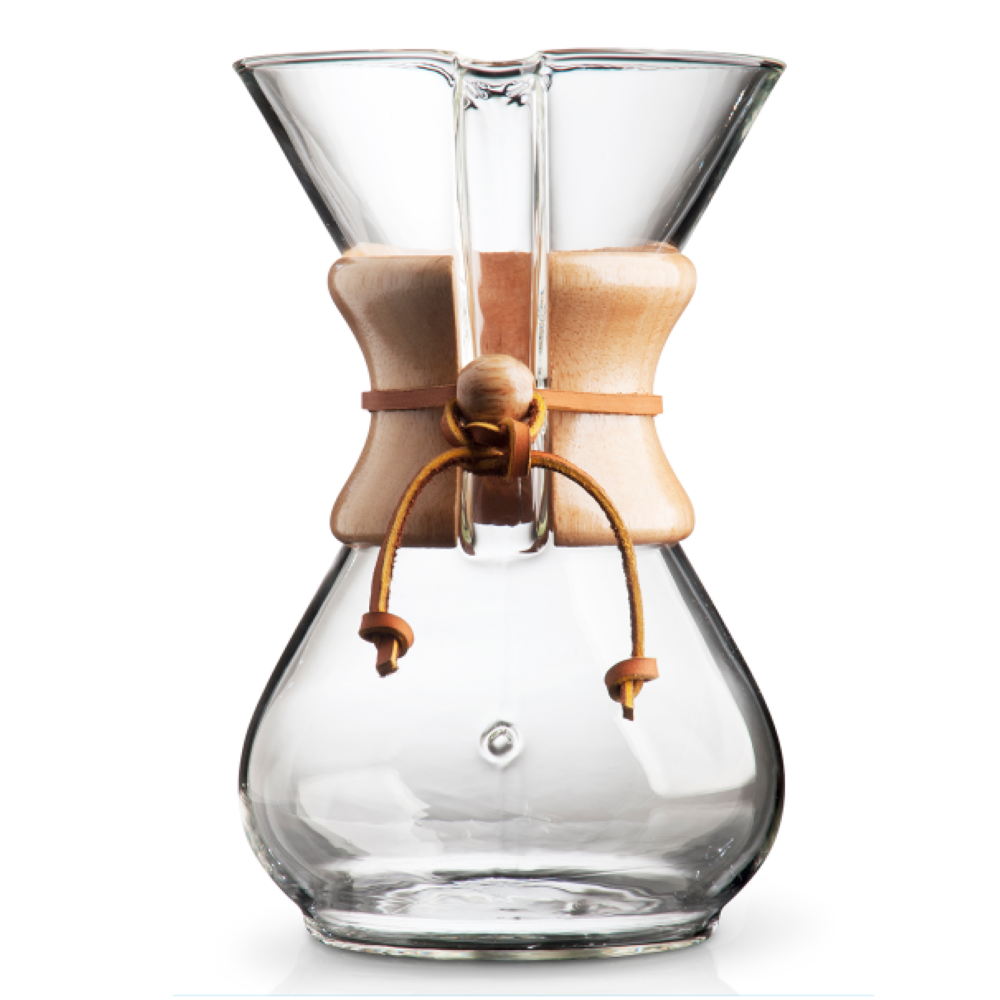 Chemex 6 Cup Classic Coffeemaker - Coffee Addicts Canada