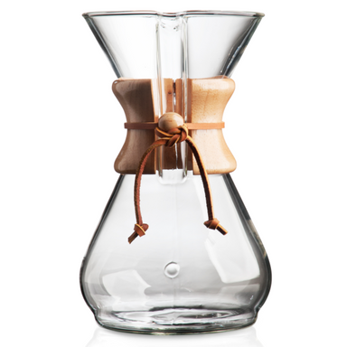 Chemex 8 Cup Classic Coffeemaker - Coffee Addicts Canada