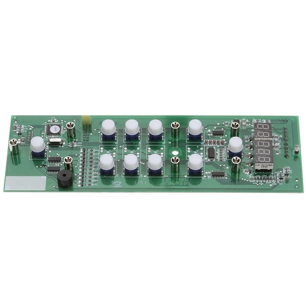 Fetco Control Board Assembly, 10 keys, D3P (1108.00005.00) - Coffee Addicts Canada