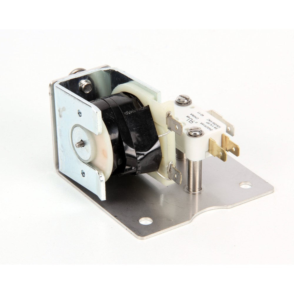 Fetco Dispense Assembly Latch Solenoid (1102.00045.00) - Coffee Addicts Canada