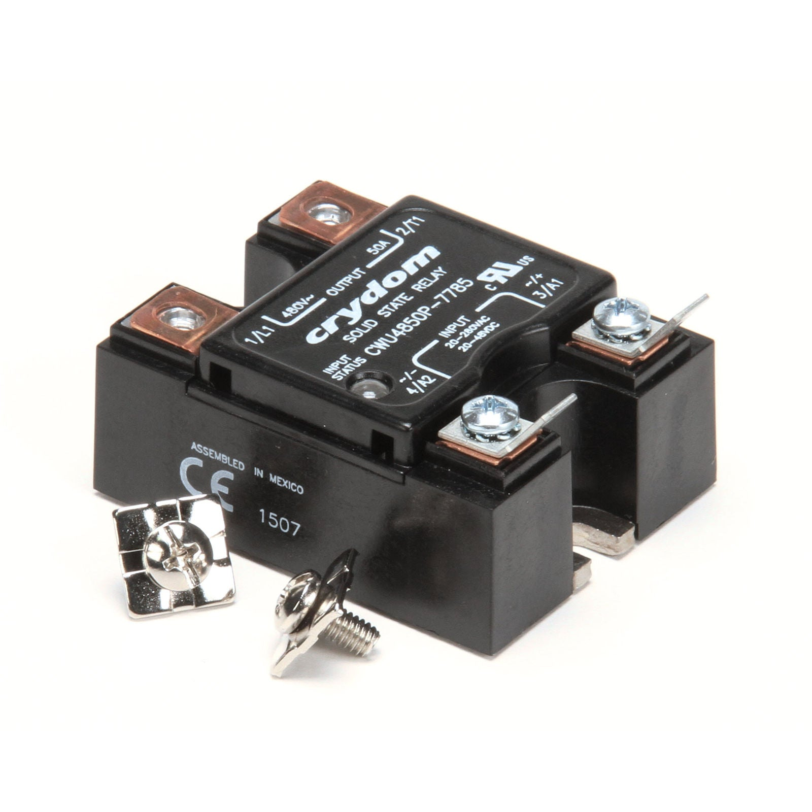 Fetco Solid State Relay 50A/480V (1052.00033.00) - Coffee Addicts Canada