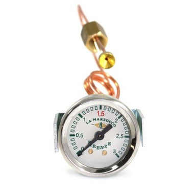 GB5/FB80 Steam Boiler Pressure Gauge - Coffee Addicts Canada