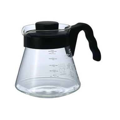 Hario V60-02 Coffee Server - Coffee Addicts Canada