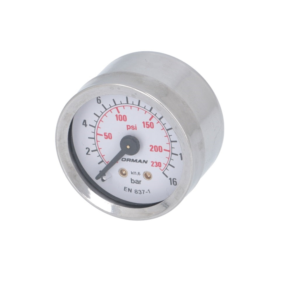 E61 Group Head Pressure Gauge