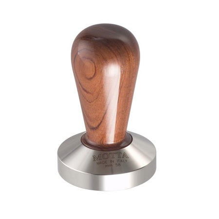 Motta Bubinga Wood Tamper - Coffee Addicts Canada