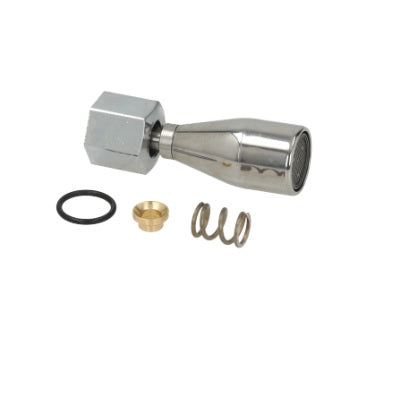 Nuova Simonelli Short Hot Water Spigot Assembly - Coffee Addicts Canada