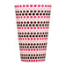 Pink Polka Ecoffee Cup - Coffee Addicts Canada