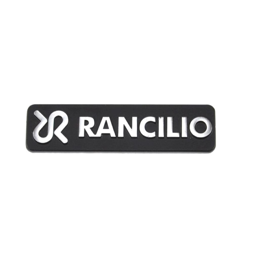 Rancilio 70mm Name Plate - Coffee Addicts Canada