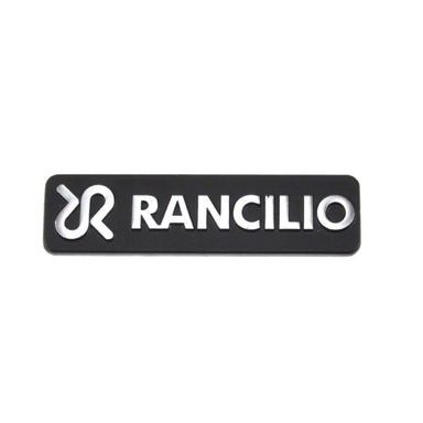 Rancilio 115mm Name Plate - Coffee Addicts Canada