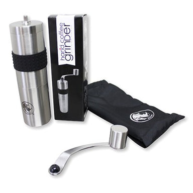 Rhino Coffee Gear Hand Grinder - Coffee Addicts Canada