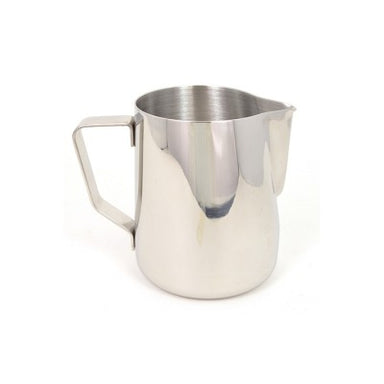 Rhino Coffee Gear Professional Milk Pitcher With Interior Markings (12, 20, or 32oz) - Coffee Addicts Canada