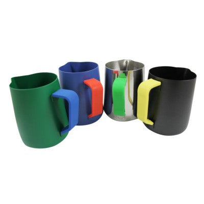 Rhino Silicone Pitcher Handle Grip - 4 Colors - Coffee Addicts Canada