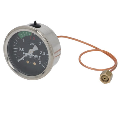 Rocket Boiler Pressure Gauge ø 61mm - Coffee Addicts Canada
