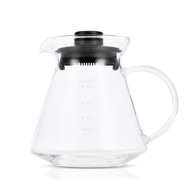 Yama Glass 20oz Decanter - Coffee Addicts Canada