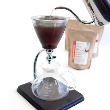 Yama Glass Silverton Brewer - Coffee Addicts Canada