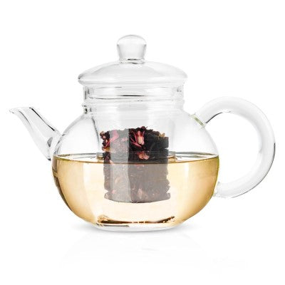 Yama Glass Teapot with Infuser 32oz