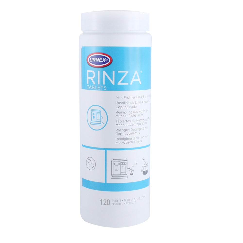 Urnex Rinza Tablet Jar - Coffee Addicts Canada