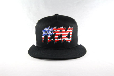 Feeki Flag Trucker Hat