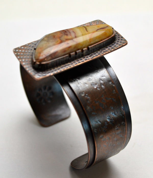 Fun with a Copper Cuff