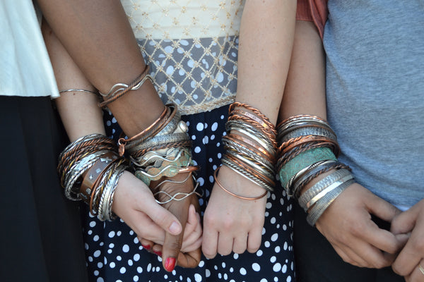 Baubles, Bangles and More Bangles