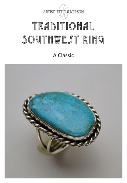 Traditional Southwest Ring Project