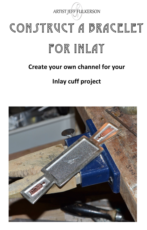 Construct a Bracelet for Inlay